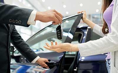 Girost Automobiles, prêt de véhicule de remplacement