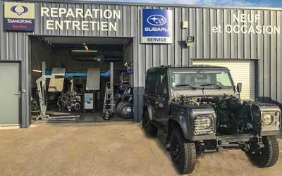 Girost Automobiles, réparation de véhicules toutes marques